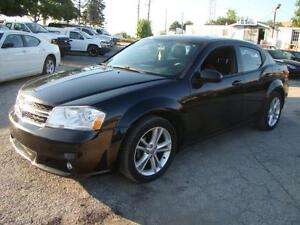 2012 DODGE AVENGER - FINANCE AVAILABLE FOR ALL CREDIT