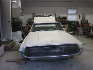 67 Tbird 390 ALL ORIGINAL Resto Project - HAVE TO SELL MOVING