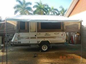 2006 Jayco Swan Outback Port Douglas Cairns Surrounds Preview