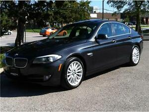 2011 BMW 535i X-DRIVE - EXECUTIVE / SPORT PKG - NAV|BLUETOOTH