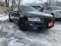 2011 Audi A6 3.0L Progressiv (Tiptronic) AWD/Rear Cam/Push Start City of Toronto Toronto (GTA) Preview