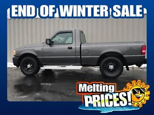 2010 Ford Ranger XL 2dr 4x2 Regular Cab ( MASSIVE 10 DAY SALE! )