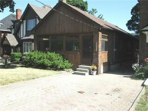Bungalow in TORONTO **Offers a LARGE 'Footprint'