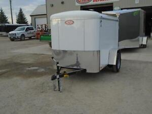 5X8 ATLAS ENCLOSED - WELL BUILT, PRICED TO SELL! London Ontario image 2
