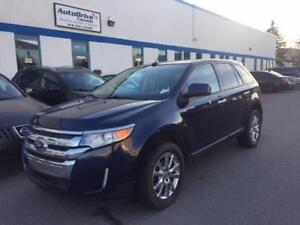 2011 FORD EDGE SEL AWD/NAVIGATION/BLUETOOTH/LEATHER/ACCIDENT FRE