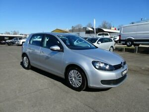 2010 Volkswagen Golf VI MY11 90TSI Trendline Silver 6 Speed Manual Hatchback Nowra Nowra-Bomaderry Preview