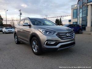 2018 Hyundai Santa Fe Sport Premium-AWD-ACCIDENT FREE-LOW MONTHL