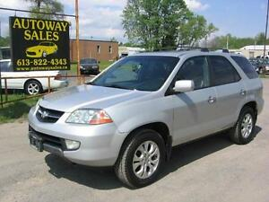 2003 Acura MDX AWD ** 7 Passenger** SOLD AS-IS
