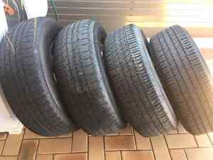 255 70 16 tyres on ssangyong rims Oxenford Gold Coast North Preview