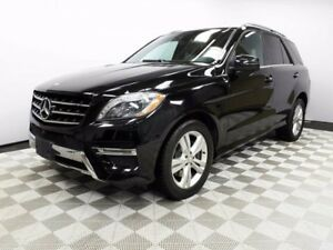 2015 Mercedes-Benz M-Class ML 350 BlueTEC 4MATIC - Local Edmonto