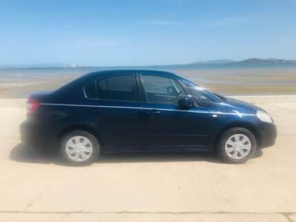 2007 Suzuki SX4 Sedan Bowen Whitsundays Area Preview