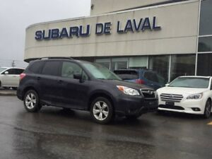 2015 Subaru Forester 2,5i Touring Awd ** Toit ouvrant **