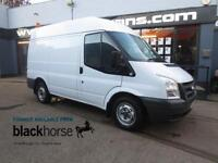 2011 Ford Transit T280 2.2TDCi 85ps SWB Medium Roof A/C Diesel white Manual