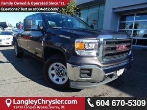 2015 GMC Sierra 1500 *ACCIDENT FREE * LOCAL BC TRUCK*