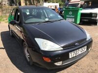 Cheap car of the day Ford Focus estate, starts and drives, car located in Gravesend Kent, rough arou