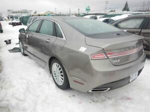 2015 Lincoln MKZ **BRANDED SALVAGE**