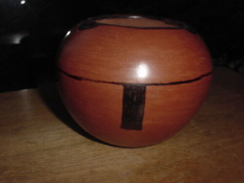 BEAUTIFUL OLD MARICOPA PUEBLO INDIAN POTTERY BOWL