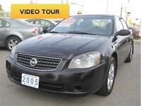 2005 Nissan Altima  2.5 S • 166,000 KM • | Automatic | A/C |