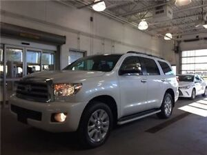 2014 Toyota Sequoia Platinum *FULLY LOADED - TOP OF THE LINE*