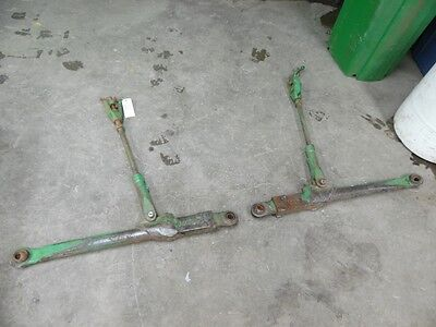 John Deere 4010 Tractor 3 Pt. Lift And Draft Arms R27010r R27009r 936