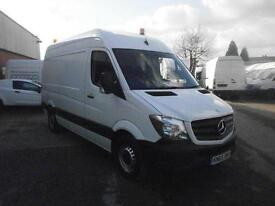 Mercedes-Benz Sprinter 313 Cdi MWB High Roof DIESEL MANUAL WHITE (2015)