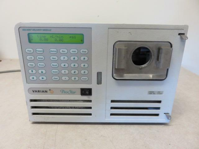 Varian Prostar 210 Slovent Delivery Module (B) - Parts