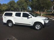 2014 Holden Colorado RG MY14 LX (4x4) 6 Speed Automatic Crew Cab Pickup Clarence Gardens Mitcham Area Preview
