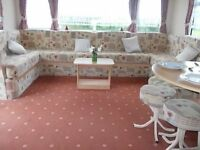 Cheap Used Static Caravan For Sale at Brynowen, Borth, Mid/West Wales, ABI Arizona, nr Pembrokeshire