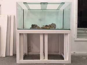 Large professional fish tank set (4ft x 2ft x 2ft) + accessories Richmond Yarra Area Preview