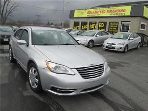 2012 Chrysler 200 -WWW.PAULETTEAUTO.COM GUARANTEED APPROVALS!!