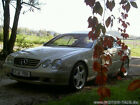 Mercedes CL C215 600 Test