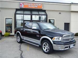 2014 DODGE 1500 LARAMIE 5.7L LOADED