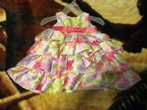 Special occasions dress size 3-6 months