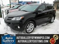 2013 Toyota RAV4 Ltd AWD *Lthr/Roof*
