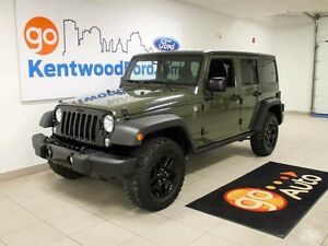 2015 Jeep Wrangler Unlimited Sport! Don't be cheap buy the Jeep!