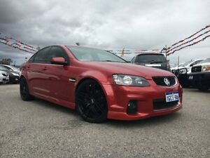 2013 Holden Commodore VE II MY12 SS Red 6 Speed Automatic Sedan Maddington Gosnells Area Preview