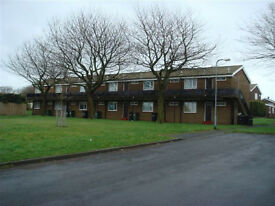 Unfurnished 1 bed flat, Ashington. NO Bond, first month half price rent. Available immediately