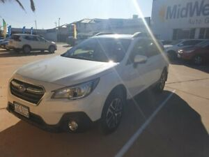 2019 Subaru Outback B6A MY19 2.0D CVT AWD White 7 Speed Constant Variable Wagon Beresford Geraldton City Preview