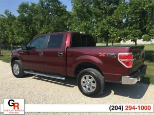 2010 Ford F-150 XLT XTR 4X4 SuperCrew