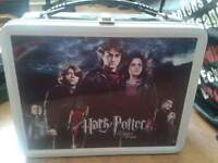 Harry Potter and the Goblet of Fire Tin Lunch Pail Set By Neca