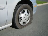 Mobile Tire Changing & Boosting Service 204-818-3416