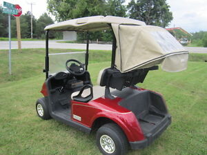 2016 EZ-GO RXV GAS GOLF CART * FINANCING AVAIL. O.A.C. Kitchener / Waterloo Kitchener Area image 4