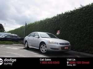 2013 Chevrolet Impala LT + ONSTAR + POWER DRIVER SEAT + A/C WITH