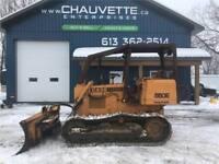 [FR]Case 550E Bull Dozer Cornwall Ontario Preview