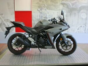 2016 Yamaha YZF-R3 ABS Moorooka Brisbane South West Preview