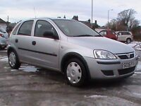 VAUXHALL CORSA 1.2 LIFE 5 DR SILVER 1 YRS MOT CLICK ONTO VIDEO LINK FOR MORE DETAILS OF THIS CAR