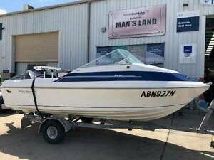 Haines 472 Runabout Boat