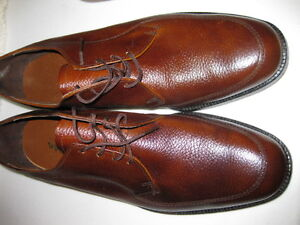 Brand New Brown Leather Shoes.