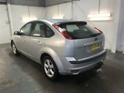 2007 Ford Focus LT LX Silver 4 Speed Automatic Hatchback Beresfield Newcastle Area Preview