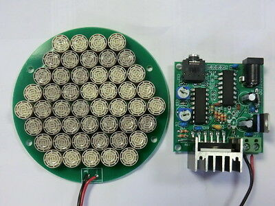 ultrasonic directive(parametric) speaker kit(assembled)10mmx48pcs